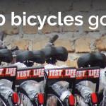 Bicycle-distribution
