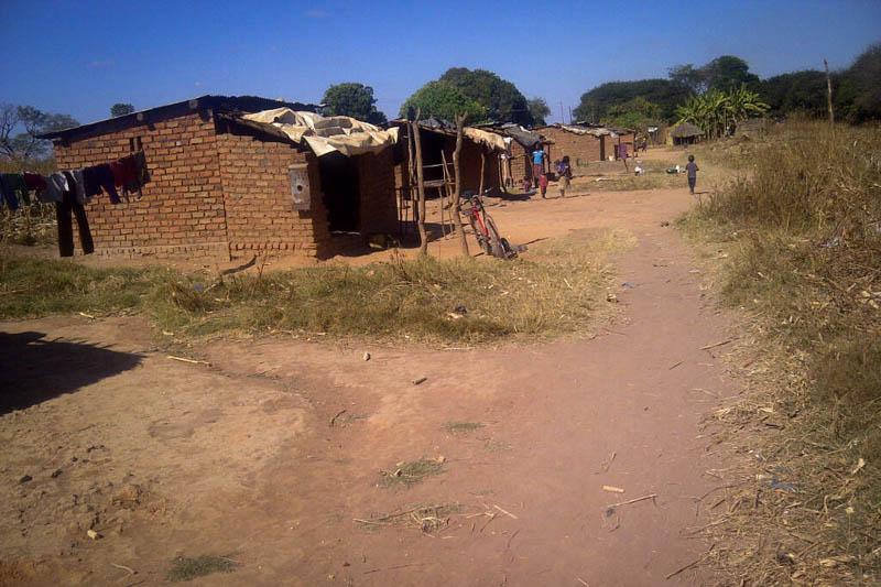 A farmblock household
