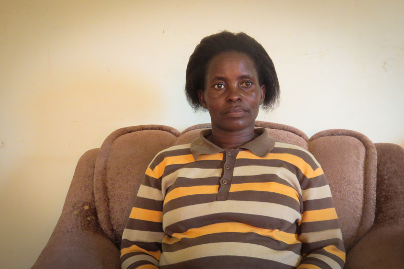 First female Ward Counselor of Kabamba Speaks Of Her Journey