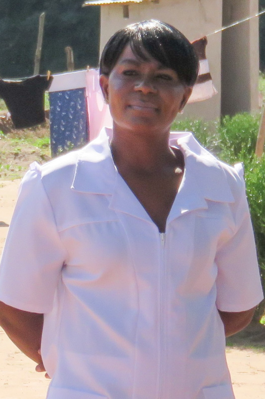 Betty Masedza Mambova RHC Nurse in Charge