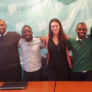 Akros GHC crew hosts webinar on what it's like to be a GHC fellow at Akros