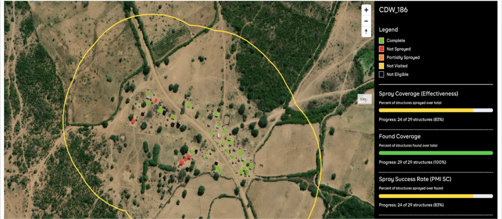 Reveal—spatial intelligence for planning, targeting, and real-time management of interventions in low-resource settings – A Case Study
